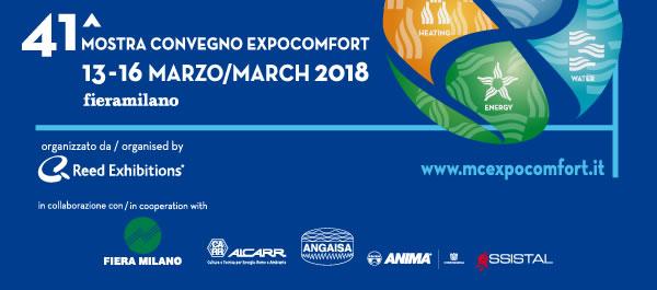 13-16 Marzo 2018 fieramilano